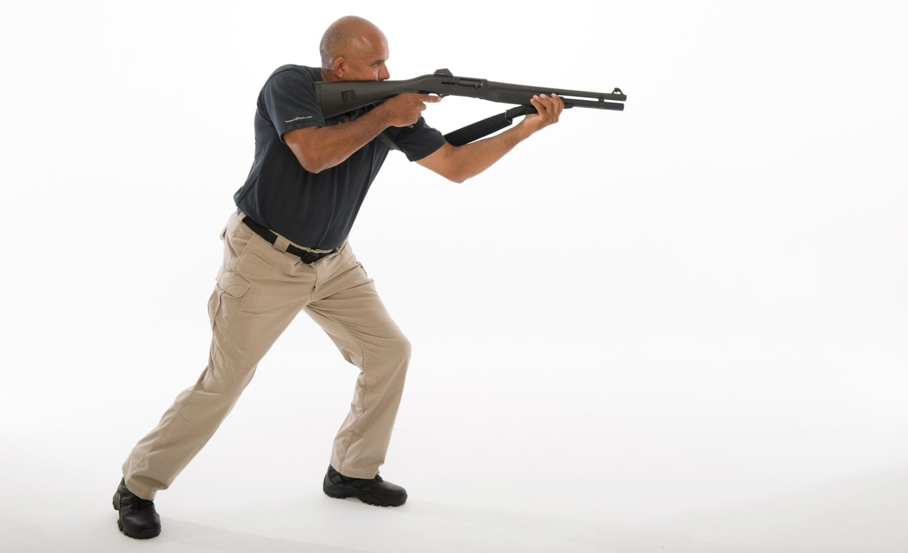 Roy Harris Shotgun