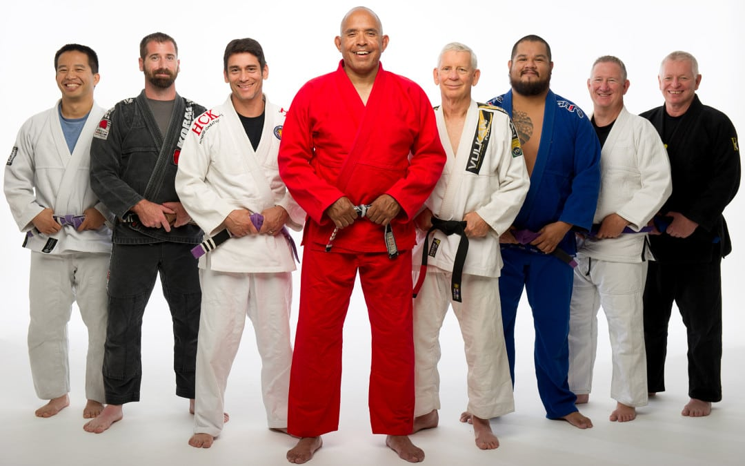 BJJ over 40 group