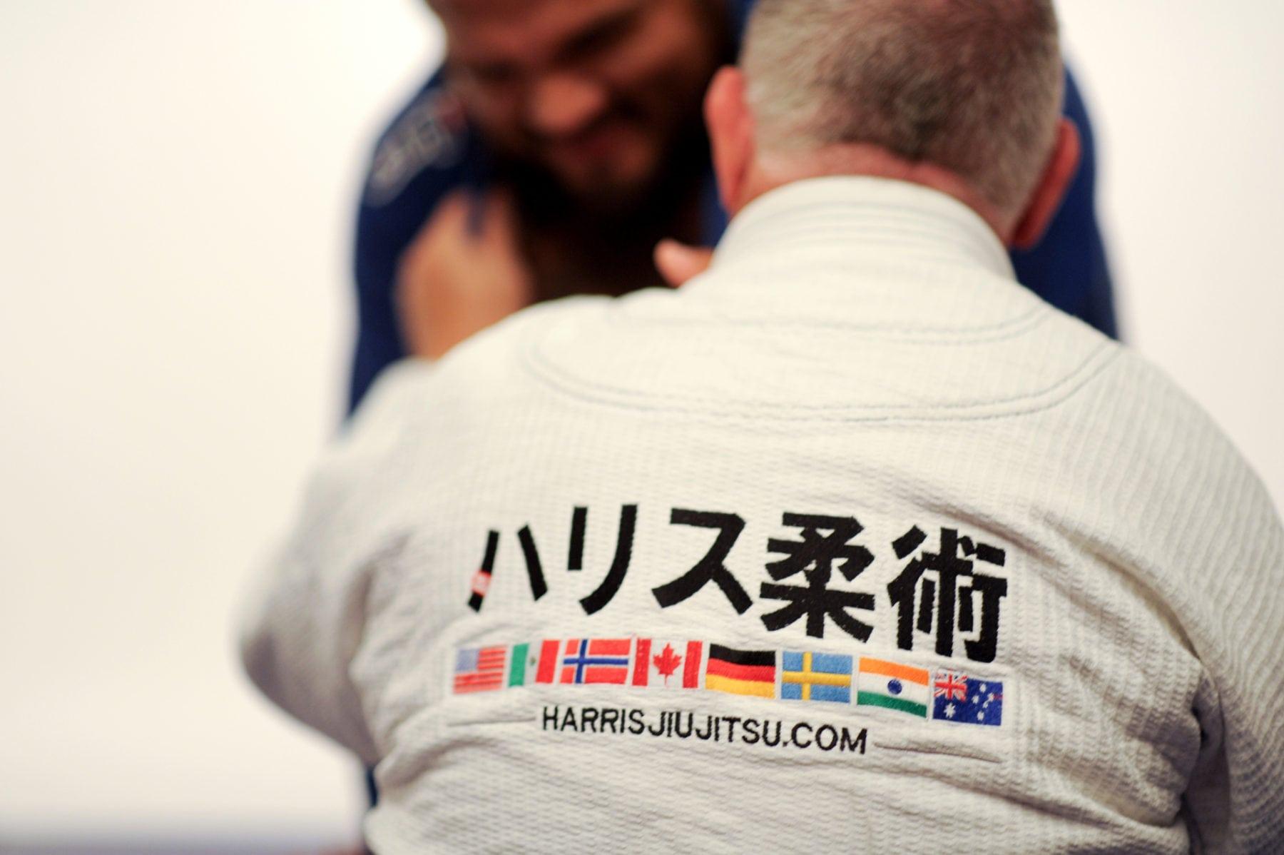 Roy Harris Jiu Jitsu