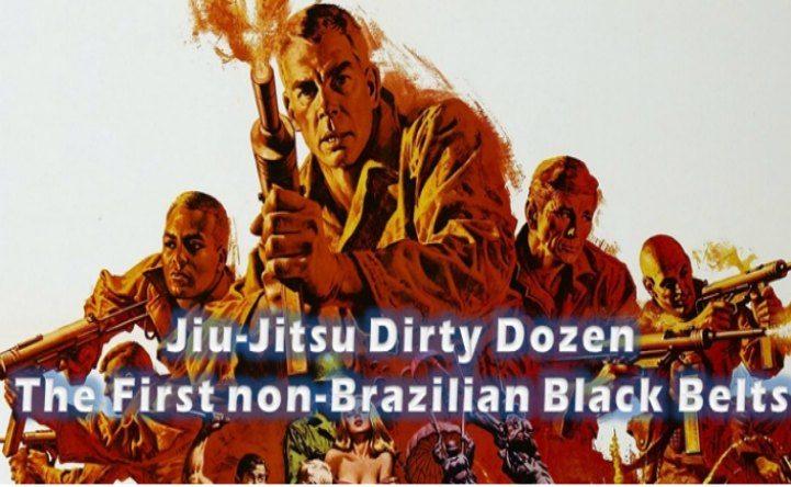 BJJ Dirty Dozen