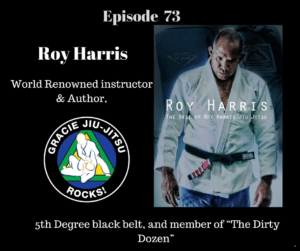 Roy Harris Interview