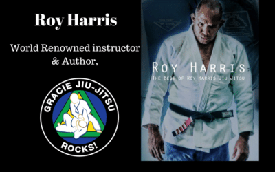 Gracie Jiu Jitsu Rocks Podcast