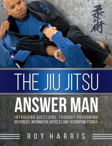 Jiu Jitsu Answer Man Book