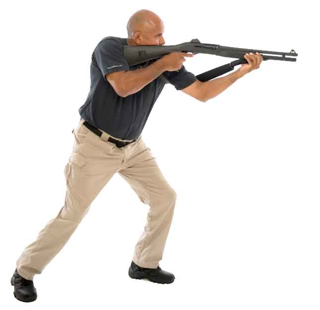 Roy Harris Self-Defense Shotgun